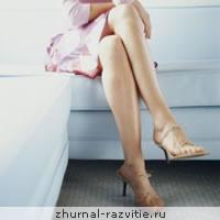 Ноги и характер