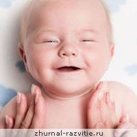 Тактильный контакт с новорожденным очень важен для его развития
