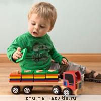 Игры для развития годовалых детей