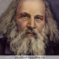 Холерик Дмитрий Менделеев
