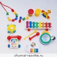 Игрушки для развития мелкой моторики