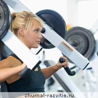 Зачем женщины качают мышцы, заимаются бодибилдингом