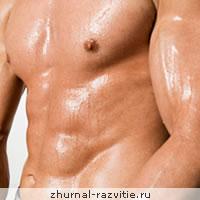 Атлетический тип телосложения